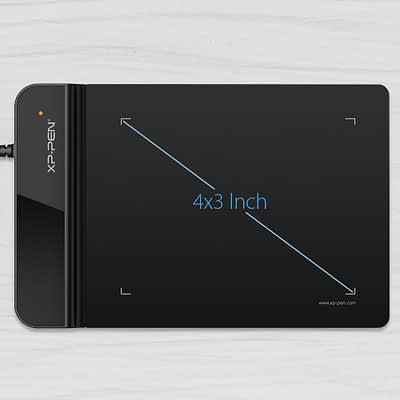 XP-Pen G430S Drawing Tablet Graphic 4 x 3